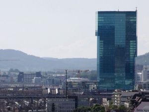 <p>Prime Tower Office, Zurich, 2011 / Photo: Thies Wachter</p>