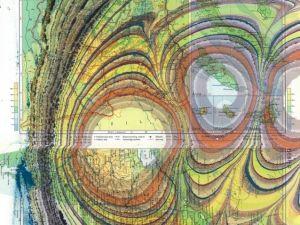 <p>©  Atlas (Theatrum Orbis Terrarum) (détail), 2009-10. Courtoisie l'artiste</p>