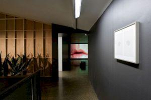 <p>Vue de l'exposition / Photo: Marc Domage pour le CCS</p>