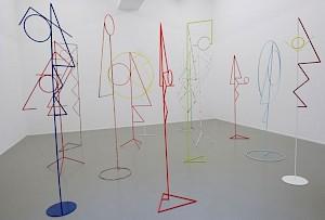 Vue de l'exposition / Photo: Marc Domage pour le CCS — © Centre culturel suisse. Paris