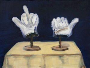 <p>Sans titre (2011), courtoisie l'artiste et Rotwand Gallery, Zurich</p>