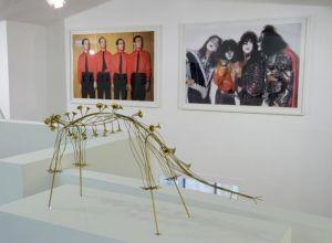 <p>vue de l'exposition Echoes / Photo: Marc Domage</p>