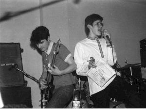 <p>Photo de Catherine Ceresole, Beastie Boys, New York  (07.05.1983)</p>