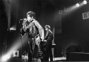 <p>Catherine Ceresole: Suicide Irving Plaza, New York, 28.06.1984</p>