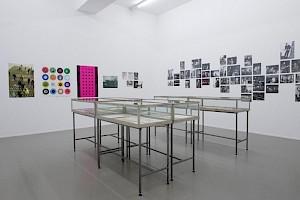 Vue de l'exposition Unisson / Photo: Marc Domage — © Centre culturel suisse. Paris