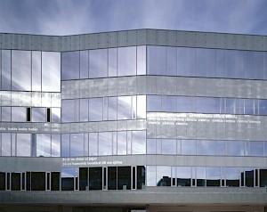 Université de Malmö,  Suède / Photo: Christian Richters — © Centre culturel suisse. Paris