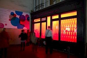 Photo: Delphine Boeschlin pour le CCS — © Centre culturel suisse. Paris