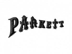 Logo de la revue Parkett — © Centre culturel suisse. Paris