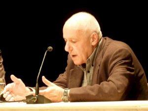 <p>Photo du grand entretien, Jean-Christophe Ammann / Photo: CCS</p>
