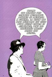 <p>Image tirée de la bande dessinée MetroBasel publiée par ETH Studio Basel, 2009 / D.R.</p>