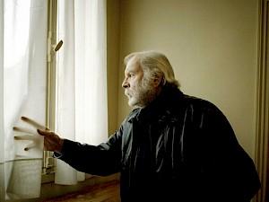 Jacques Chessex / Photo: Léa Crespi — © Centre culturel suisse. Paris