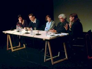 <p>Table ronde / Photo: Georg Rehsteiner</p>