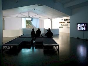 Vue générale de l'exposition (photo: Georg Rehsteiner) — © Centre culturel suisse. Paris