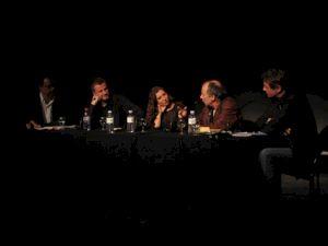 <p>Table ronde, Photo: Ccs Paris</p>