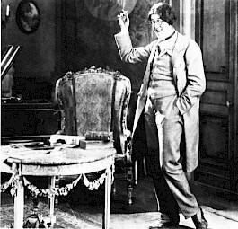 Jean Choux, La vocation d'André Carel, 1925 (image extraite) / © D.R