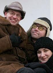 Free Tallinn Trio / Photo: D.R. — © Centre culturel suisse. Paris