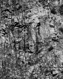 <p>KingsCanyon_02 (2008) Photo tirée de la série Lanschaften (C-print sur aluminium, dimensions variables) Copyright de l'artiste et Courtesy Gallery Bob van Orsouw (Zurich)</p>