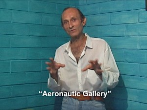 Guadalupe Ruiz, Air Break (2007), videostill — © Centre culturel suisse. Paris