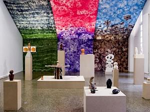 Guillaume Pilet, vue de l'exposition / Photo: Marc Domage — © Centre culturel suisse. Paris