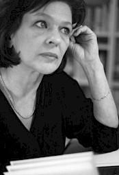 Zsuzsanna Gahse / Photo: D.R. — © Centre culturel suisse. Paris