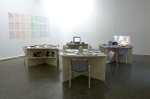 <p>Display-Project (vue de l'esposition) / Photo: D.R.</p>