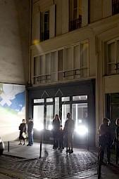 """<p>""""Blanc"""" de Norm ( Dimitri Bruni & Manuel Krebs) / Photo: D.R.</p> — © Centre culturel suisse. Paris"""