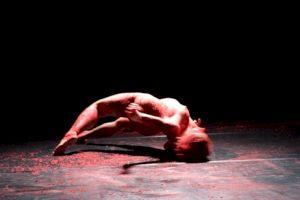 "<p>Celine Chaulvin, ""Scar"" / Photo: Yvan Pitteloud</p>"