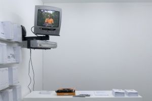 <p>Vue de l'exposition (détail) / Photo: D.R.</p> — © Centre culturel suisse. Paris