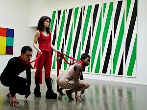 <p>Souphiène Amiar, Mio Chareteau & Emilienne Sawadogo - Zorro & Bernardo / Photo: D.R.</p> — © Centre culturel suisse. Paris