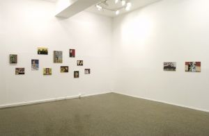 <p>David Chieppo (vue de l'exposition) / Photo : D.R.</p> — © Centre culturel suisse. Paris