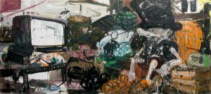 """<p>ARMEN ELOYAN, """"TV room"""", 2006 / Courtesy Galerie Bob van Orsouw,Zurich</p> — © Centre culturel suisse. Paris"""