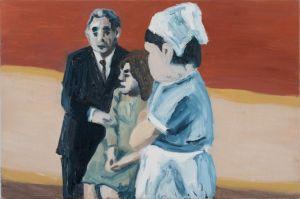 """<p>DAVID CHIEPPO, """"Settle down"""", 2005 / Collection privée, Courtesy Galerie Brigitte Weiss, Zurich</p> — © Centre culturel suisse. Paris"""