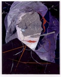 """<p>ANDRO WEKUA, """"Licking Face"""", 2006 / Courtesy l'artiste et Galerie Peter Kilchmann, Zurich, Collection privée, Suisse</p> — © Centre culturel suisse. Paris"""