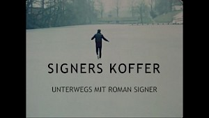 Signers Koffer (trailer) / Capture vidéo — © Centre culturel suisse. Paris