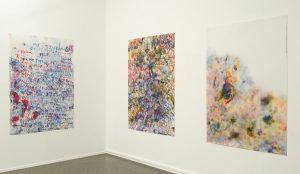 <p>Annelise Coste, vue d'installation / Photo: Marc Domage</p>