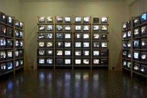 <p>Dieter Roth, «Solo Szenen», Courtesy Dieter Roth Foundation, Hamburg et Galerie Eva Presenhuber.  / Photo: Marc Domage</p>