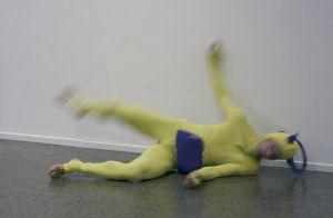 """<p>""""Body Toy"""", Foofwa d'immobilité / Photo: D.R.</p>"""