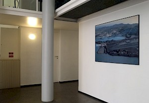 """Guantanamo initiative"", vue de l'exposition / Photo : D.R. — © Centre culturel suisse. Paris"
