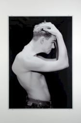 <p>Walter Pfeiffer, vue d'exposition / Photo: D.R</p>