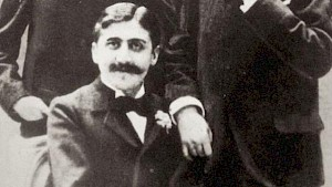 Marcel Proust / Photo : D.R. — © Centre culturel suisse. Paris