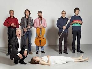Ensemble fur neue Musik Zürich & Anna Trauffer / Photo: D.R. — © Centre culturel suisse. Paris