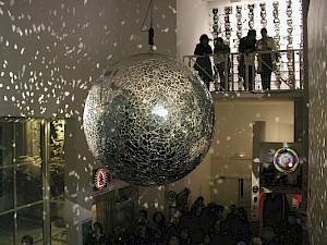 Mondial, vue du foyer du CCS / Photo: D.R. — © Centre culturel suisse. Paris