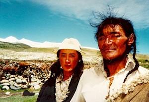 """Ulrike Koch, """"La route du sel au Tibet"""" — © Centre culturel suisse. Paris"""