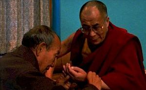 Le Dalaï Lama / Photo: D.R. — © Centre culturel suisse. Paris