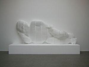 <p>Nic Hess, Buddhy / Photo: Galerie Eva Presenhuber</p>