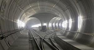 Tunnel de Gothard / Photo: D.R. — © Centre culturel suisse. Paris