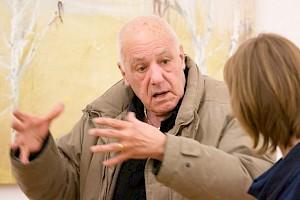 Jean-Christophe Ammann / Photo: D.R. — © Centre culturel suisse. Paris