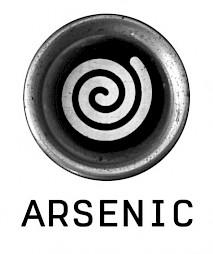 Arsenic, logo / D.R. — © Centre culturel suisse. Paris