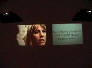 """<p>Catherine Gfeller, """"Plusieurs versions d'elle"""" (vue d'exposition) / Photo: D.R.</p>"""