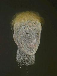 """<p>Werner Sturb, """"Jeune Homme"""" / Photo: D.R.</p>"""